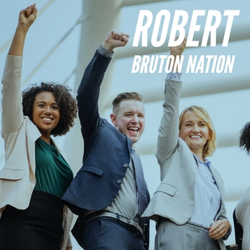 Robert Bruton Nation, email, marketing
