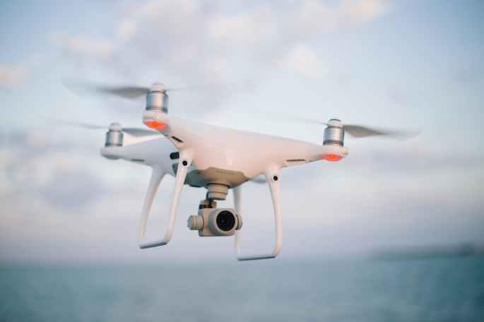 4K video, flying, live streaming